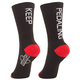 Jenson USA Keep Pedaling Crew Socks