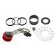 Dmr Sts and Cassette Spacer Combo Kit Single Speed