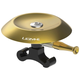 Lezyne Classic Shallow Brass Bell Black