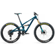 Yeti SB5+ Turq X01 Eagle Bike 2018