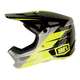 100% Status DH/Bmx Helmet Men's Size Small in Falta Charcoal