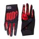 100% Celium 2 Glove Metal Colorway