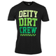 Deity Dirt Crew Tee