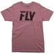 Fly Racing Logo Fade Tee
