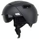 Kali City Helmet Men's Size Small/Medium in Black
