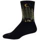 Sockguy Camper Wool Cycling Socks Men's Size Small/Medium