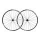 Mavic Aksium Disc Centerlock Wheel Black, Rear