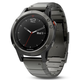 Garmin Fenix 5 Sapphire Metal Band Slate Gray, Metal Band
