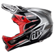 Troy Lee Designs D3 Composite Helmet Men's Size Large in Corona Red