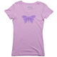 Dhdwear Butterfly Womens T-Shirt