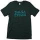 Salsa Barnwood Logo Men's T-Shirt