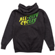All-City California Fade 2.0 Hoodie Men's Size Extra Large in Gray/Green