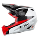 Bell Full 9 Helmet Men's Size Extra Small/Small in White/Black