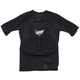 Leatt Roost Tee Junior Size Large/Extra Large in Black