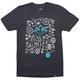 Tasco MTB Bike Bits Feat. Jill K T-Shirt