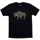 Tasco MTB Bison T-Shirt Men's Size Small in Black
