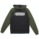 Tasco MTB Simply Raglan Men's Hoodie Size Extra Large in Charcoal/Army