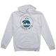 Tasco MTB Bear Seal Hoodie Men's Size Extra Large in Gray