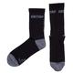 Royal Altitude Cycling Socks Black/Grey L/XL Men's Size Large/Extra Large