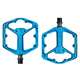 Crank Brothers Stamp 3 Small Bike Pedals Blue, Small