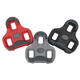 Look Keo Grip Cleats Red, 9 Degree Float