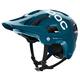 POC Tectal Race Spin Helmet Men's Size Extra Large/XX Large in Uranium Black/Hydrogen White