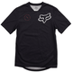 Fox Indicator SS Asym Jersey Men's Size Small in Cardinal