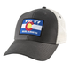 Yeti Colorado Flag Trucker Hat