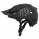 Troy Lee Designs A1 Mips Classic Helmet Men's Size Extra Large/XX Large in Black