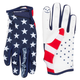 Troy Lee Designs Americana Air Gloves Men's Size Small in Navy/Red