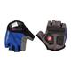 Castelli Entrata Bike Gloves Men's Size Small in Surf Blue