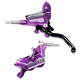 Hope Tech 3 V4 Disc Brake Purple