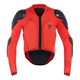 Dainese Scarabeo Safety Jacket Size Medium in Black/Red