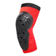 Dainese Scarabeo Elbow Guards Size Youth Medium in Black/Red