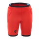 Dainese Scarabeo Safety Shorts Size Medium in Black/Red