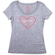 Zoic Ride With Heart Tee