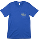Salsa Logo Pocket Men's T-Shirt Size Extra Large in Bright Blue