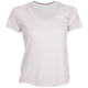 Shebeest Controlled Burn Tee Women's Size Extra Large in Tonal Textures/Lilac