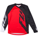 Fly Racing Radium Jersey Men's Size Small in Red