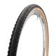 Soma Cazadero Tubless 700X50C Tire Black/Skinwall, 700X50C, Folding