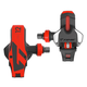Time Xpro 12 Road Bike Pedals Black/Red, Carbon