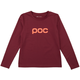 POC Resistance Enduro Wo Jersey Women's Size Large in Red