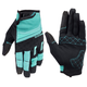 Dakine Women's Cross-X Bike Gloves Size Extra Large in Lagoon