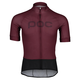 POC Essential Road Logo Jersey Men's Size Medium in Prismane Multi Red