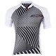 Giro Chrono Expert Dazzle Jersey Men's Size Large in White