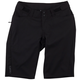 Giro Women's Arc Shorts with Liner Size 6 in Black