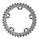 Race Face CX Narrow Wide Chainring Black, 44T, 130 Bcd