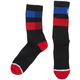 100% Flow Performance Cycling Socks Men's Size Small/Medium in Black