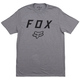 Fox Legacy Moth SS Tee Men's Size Extra Large in Heather Graphite
