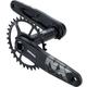 SRAM NX Eagle Dub Boost Crankset Black, 165, 32T